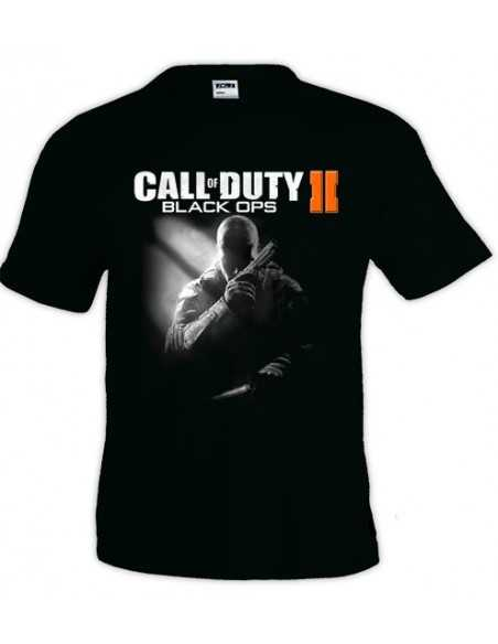 Camiseta Call Of Duty Black Ops 2 Prestigio manga corta