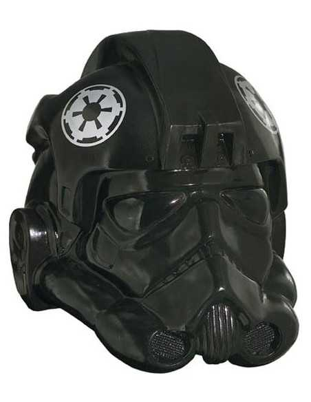Casco de Star Wars -Tie Fighter- tamaño real