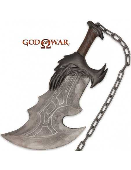 Replica de Arma God of War LARP 1/1 Blade of Chaos 50 cm