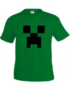 Camiseta Minecraft soy un Creeper