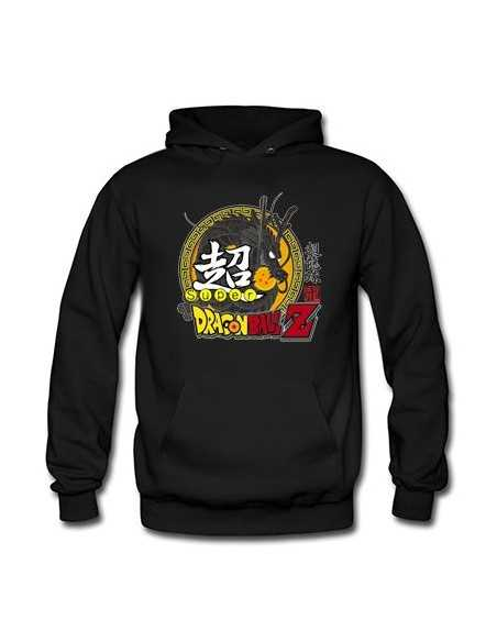 Sudadera Super Dragon Ball Z con capucha