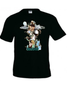 "Camiseta Metal Gear Solid ""Snake""3"