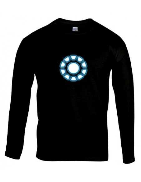 Camiseta Ironman Reactor Ark Classic manga larga