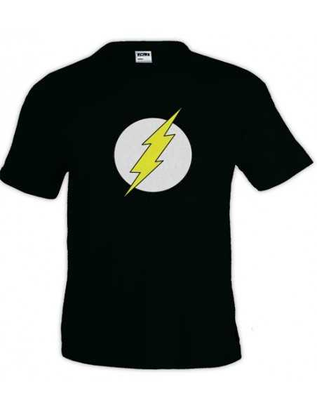 Camiseta Sheldon Cooper Flash - The Big Bang Theory -