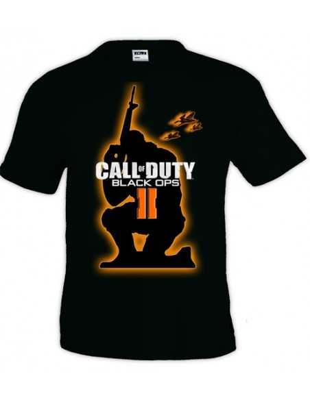Camiseta Call of Duty Black Ops II -Shadow- manga corta