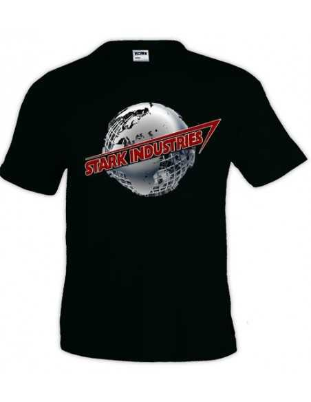 Camiseta Ironman - Stark Industries