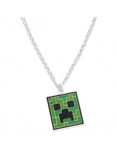 Collar Minecraft - creeper