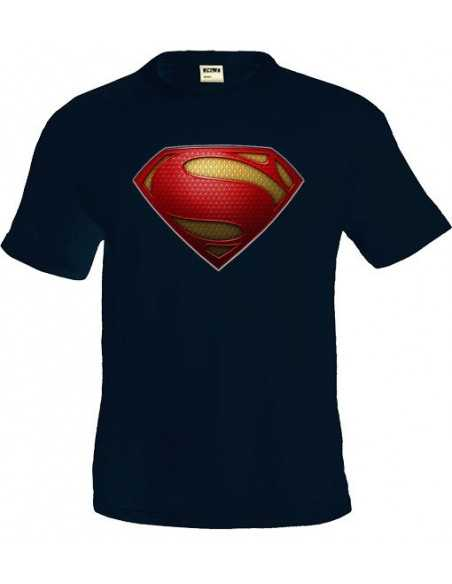 Camiseta Superman man of steel 2013 custom-classic