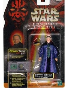Figura Star Wars Episodio I Senador Palpatine - MX Games