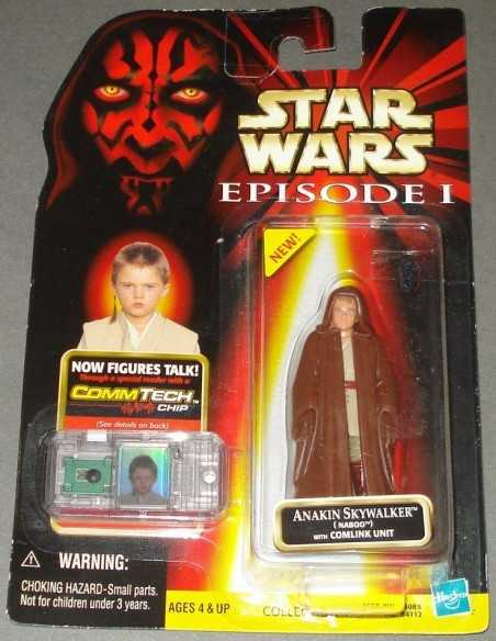 Figura Star Wars Episodio I Anakin Skywalker - MX Games