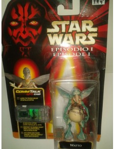 Figura Star Wars Episodio I Watto - MX Games