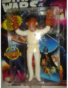 Figuras Star Wars Admiral Ackbar - MX Games