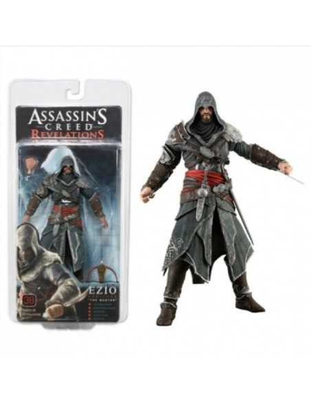 Figura Assassin's Creed Revelations - EZIO THE MENTOR