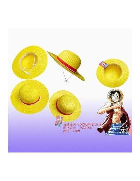 Sombrero de paja Luffy - One Piece