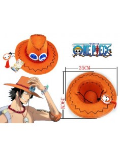 Sombrero Ace One Piece - Mx Games