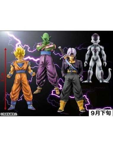Pack 4 figuras Dragon Ball Z - pack force