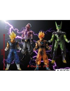 Pack 4 figuras Dragon Ball Z | MX Games