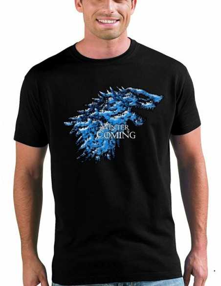 Camiseta Juego de Tronos - Winter is incoming