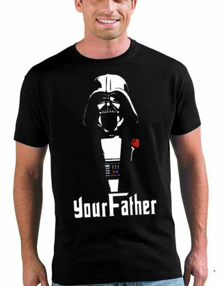 Camiseta día del padre - Your Father
