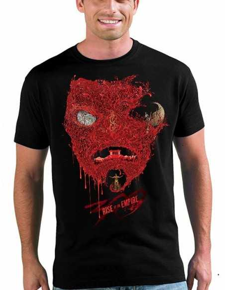 Camiseta 300 con diseño 2014 Red mask