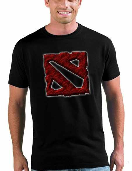 Camiseta Dota 2 diseño Dota-rock | Mx Games