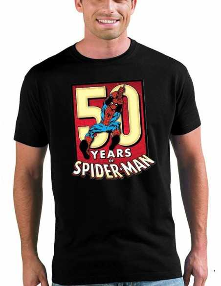 Camiseta Spiderman 50 Aniversario