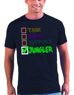Camiseta League of legends Jungler