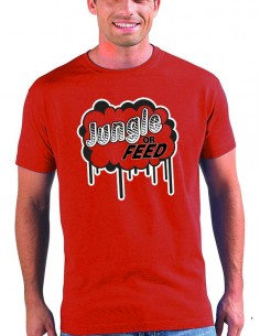 Camiseta League of legends Jungle or Feed
