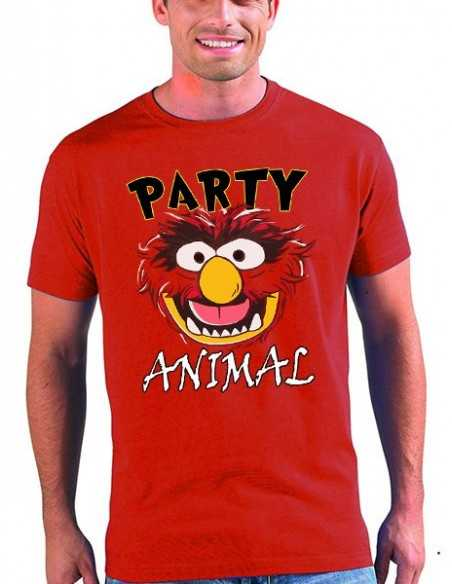 Camiseta Party Animal - The Muppets