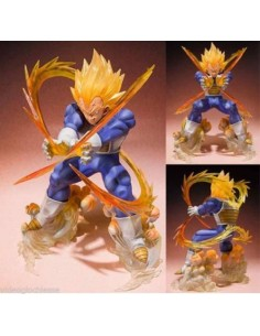 Figura Dragon Ball Z Vegeta Super Saiyan- figuarts zero