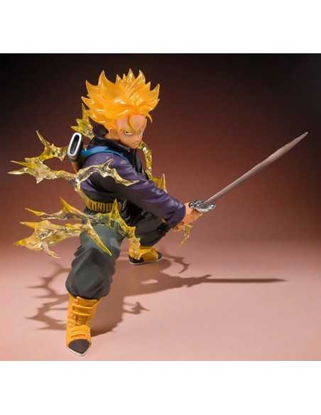 Figura Dragon Ball Z Trunks Super Saiyan- figuarts zero