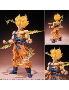 Figura Bandai Dragon Ball Z Super Saiyan - Son Gokou Goku 6.7""