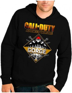 Sudadera capucha de Call of Duty Advanced Warfare Forge