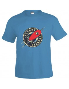 Camiseta divertida Planet Express