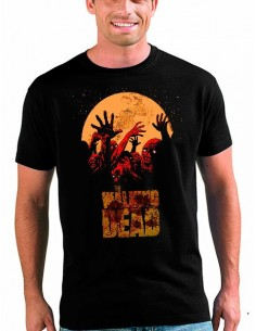 "Camiseta The Walking Dead ""Survival"" manga corta"
