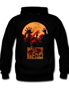"Sudadera The  Walking Dead ""Survival"" con capucha"