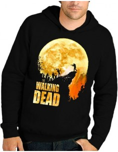 "Sudadera The  Walking Dead ""Precipicio"""