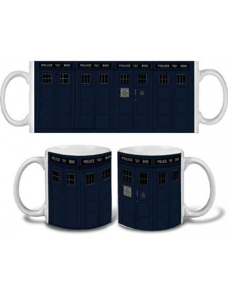 "Taza Doctor Who ""Tardis"""