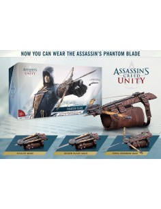 Phantom Blade De Assassin's Creed Unity Arno