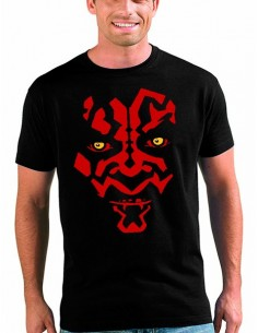 Camiseta Star Wars Darth Maul art