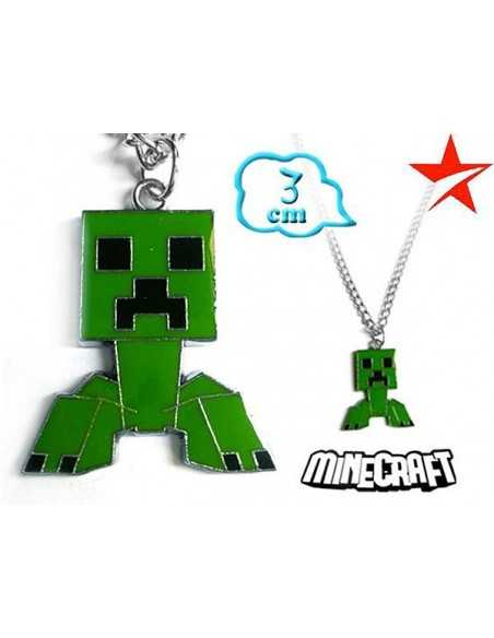 Colgante de Creeper - Minecraft
