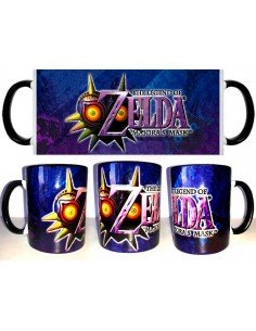Taza The Legend Of Zelda - Majoras Mask