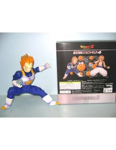 Figura Vegeta super saiyan Dragon ball Z 18 cms