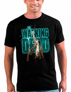 Camiseta The Walking dead con diseño Last Shot
