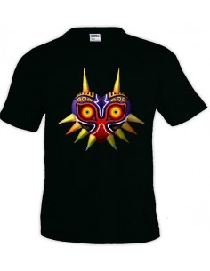 Camiseta The Legend of Zelda: Majoras Mask