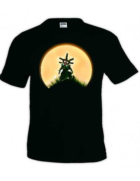 Camiseta The Legend of Zelda: Skull Kid Moon