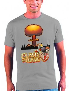 Camiseta Clash of Clans - Bomber
