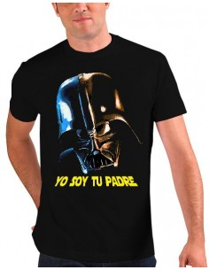Camiseta Star Wars Darth Vader (Yo soy tu Padre)