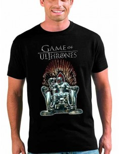 Camiseta The Avengers Game of Ultrhones