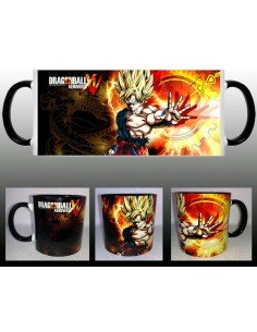 Taza Dragon Ball Xenoverse